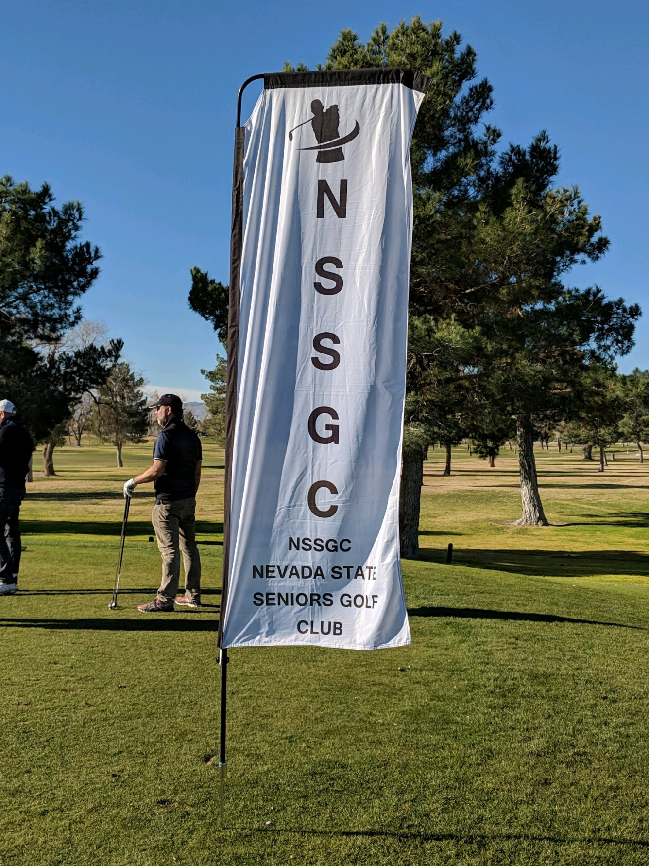 Nevada State Seniors Golf Club Leaves Legacy With Donation