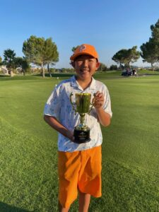 Youngsters Earn Titles at 9-12 City Junior at Durango Hills