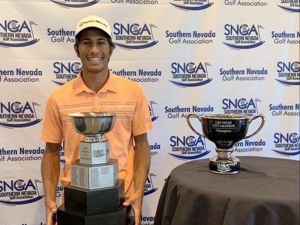 Patel Wins SNGA Major-21 Members Compete (Video)