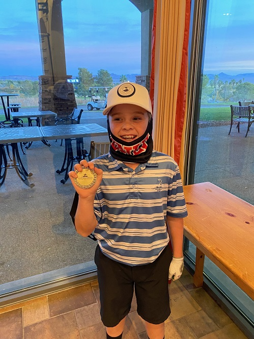 Boulder City Amateur Champions