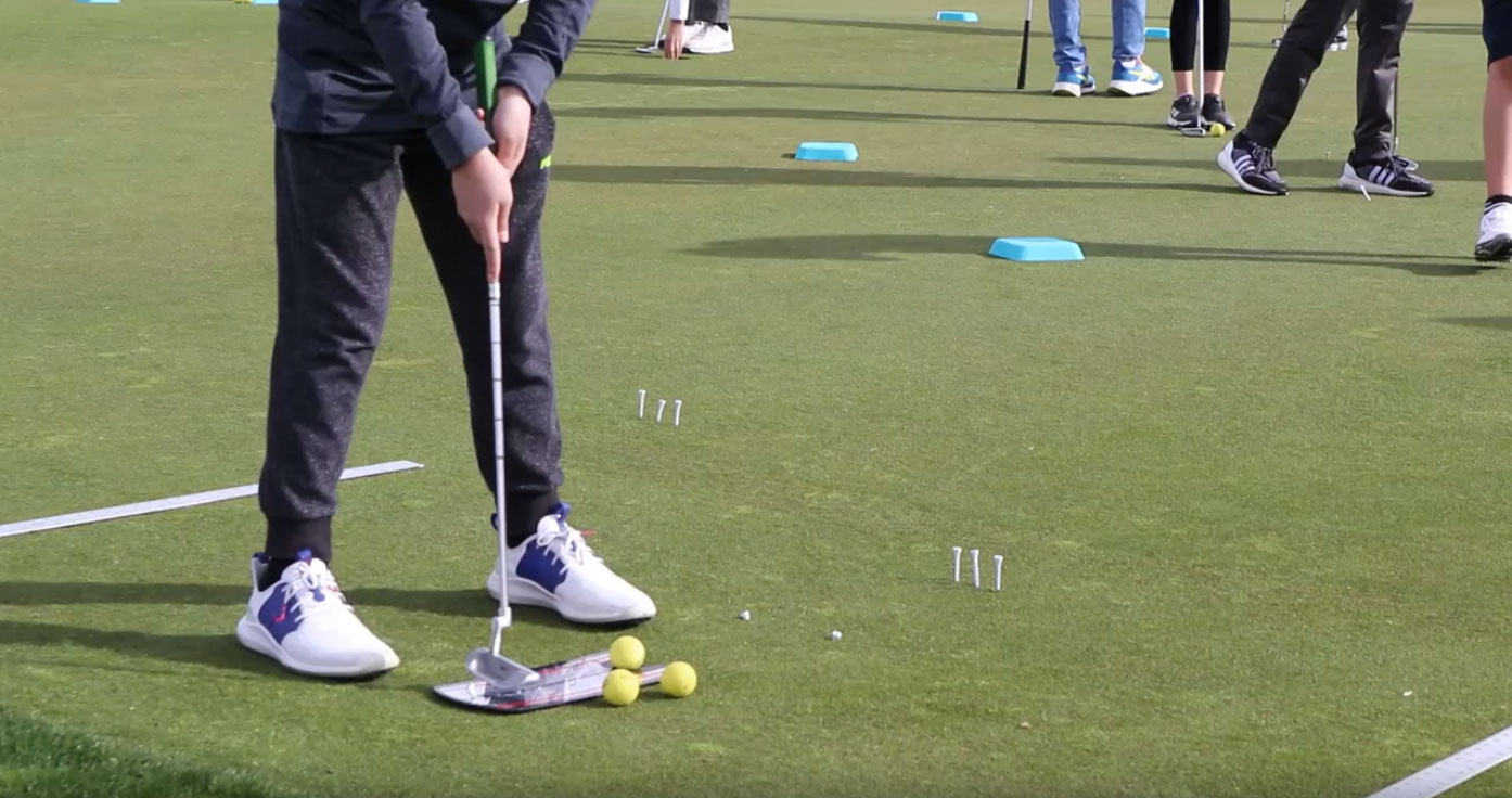 UTube Free Get Out N Golf Clinic